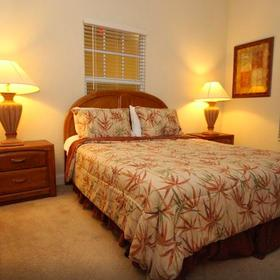 The Palms of Treasure Island Bedroom