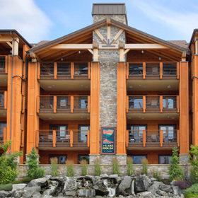 WorldMark Chelan –- Lake House — Exterior