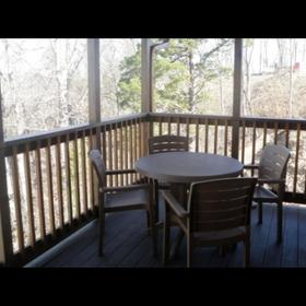 The Lodges at The Great Smoky Mountains Deck