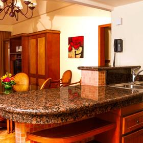 Royal Haciendas Kitchen