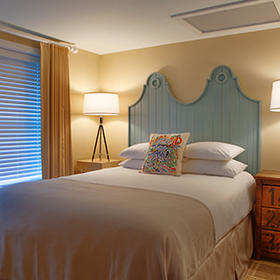 The Soundings Seaside Resort Bedroom