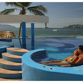 Avalon Excalibur Acapulco - Pool