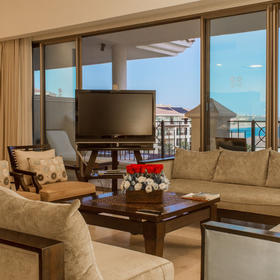 Casa Dorada at Medano Beach — Living Area