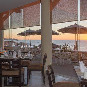 Casa Dorada at Medano Beach — Restaurant