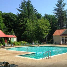 Attitash Mountain Village Outdoor Pool