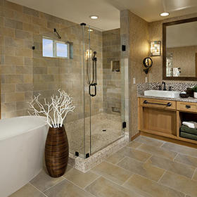Mountain Villas at Welk Resorts Bathroom
