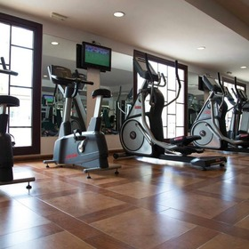 Royal Palm Club at the RIU Palace Aruba Fitness Center