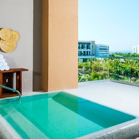 The Residences at Grand Luxxe Nuevo Vallarta — The Residences at Grand Luxxe Balcony