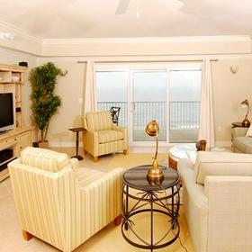 Escapes! to the Shores — Living Area