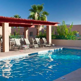 Havasu Dunes Resort Pool