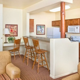 WorldMark Bison Ranch Resort — Breakfast Bar