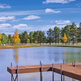 WorldMark Bison Ranch Resort — Lake
