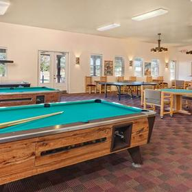 WorldMark Bison Ranch Resort — Game Room