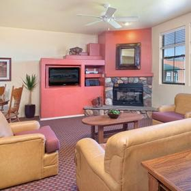 WorldMark Bison Ranch Resort — Living Area