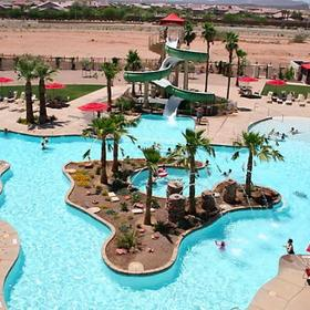 Cibola Vista Resort and Spa Pool