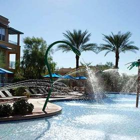 Marriott's Canyon Villas at Desert Ridge Kid's Pool