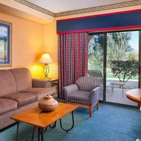 The Legacy Golf Resort Living Area
