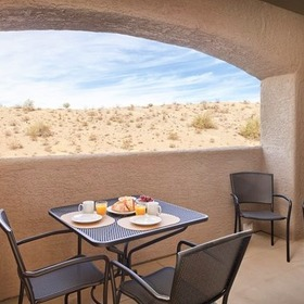 WorldMark Phoenix - South Mountain Preserve Balcony