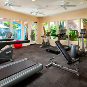 Sheraton Desert Oasis Fitness Center