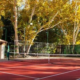 Los Abrigados Resort and Spa — Tennis Courts