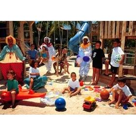 Oasis Hamaca - Children's Play Area