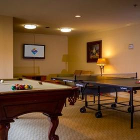 Coronado Beach Resort Lounge