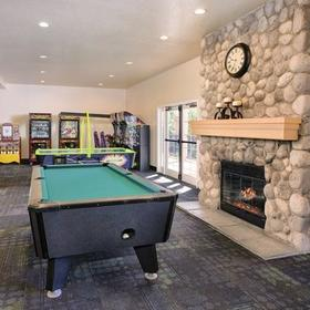Dolphin's Cove Resort Game Room