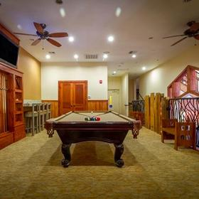 Mountain Retreat — Game Room