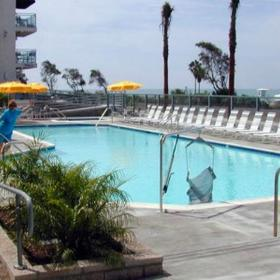 Riviera Beach & Spa Resort Pool