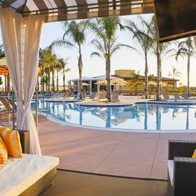 Hilton Grand Vacations Club (HGVC) at MarBrisa Pool and Cabana