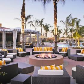 Hilton Grand Vacations Club (HGVC) at MarBrisa Firepit