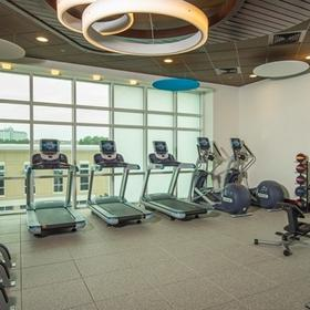 Ocean 22 by Hilton Grand Vacations (HGVC) — Ocean 22 by Hilton Grand Vacations (HGVC) Fitness Center
