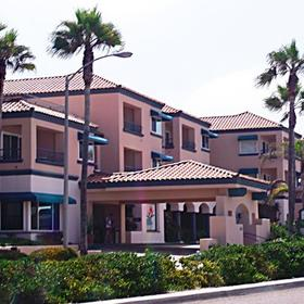 Tamarack Beach Resort Exterior