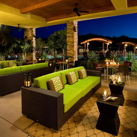 Villas on the Greens at Welk Resorts Lounge