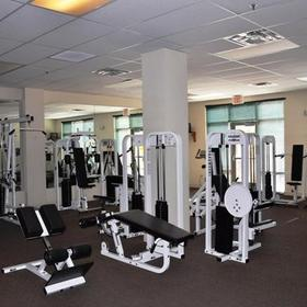 The Mountain Club at Kirkwood — Fitness Center