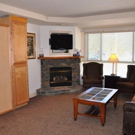 The Mountain Club at Kirkwood — Living Area