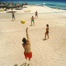 Club Viva Wyndham Dominicus Palace - Beach
