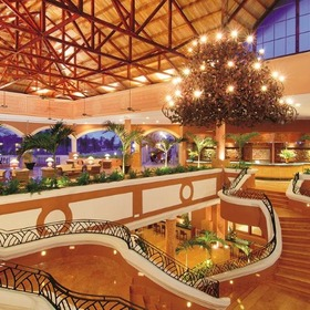 Dreams Punta Cana Resort & Spa — Lobby