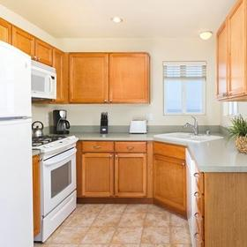WorldMark Marina Dunes Kitchen