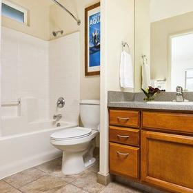 WorldMark Marina Dunes — Bathroom