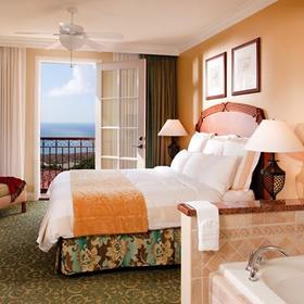 Marriott's Newport Coast Villas Bedroom