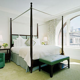 The Ritz Carlton Club, San Francisco Bedroom