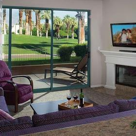Marriott's Desert Springs Villas Living Area