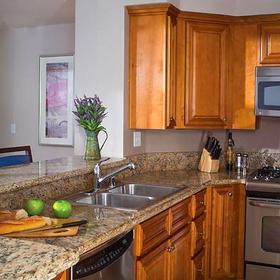 Marriott's Desert Springs Villas Kitchen