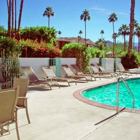 The Villas of Palm Springs Pool
