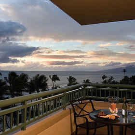 Marriott's Maui Ocean Club - Napili Villas Lanai