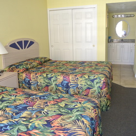 Sand and Surf Condominium — Bedroom