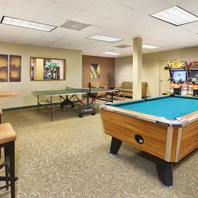 WorldMark Palm Springs Game Room