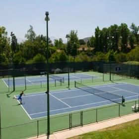 Riviera Oaks Resort & Racquet Club Tennis Courts