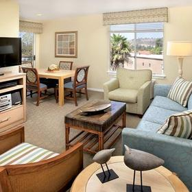 WorldMark San Diego - Mission Valley Living Area